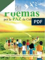 """""""Mil Poemas  por la Paz de Colombia"""". Concurso Internacional. Primera Edición"""