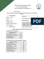 Compactacion Proctor Estandar