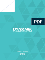 Dynamik Catalogue 2018/19 V2
