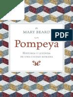 Beard, Mary. - Pompeya