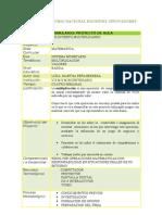 Formulario-Proyecto-MARTHA PEÑAHERRERA - 2010