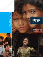 U.S. Fund for UNICEF Annual Report 2009