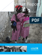 U.S. Fund for UNICEF Annual Report 2007