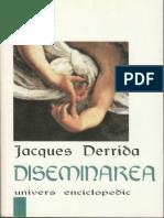 Jacques Derrida-Diseminarea-Univers Enciclopedic (1997).pdf