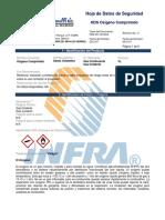 oxigeno_comprimido INFRA HSD