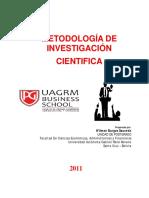 Texto Base Metodologia de La Investigación