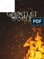 JDR Gauntlet World v2.0