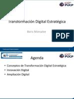 212 Boris Monsalve - Transformacion Digital Estrategica (A202 10.08.2017 15.00)