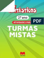 Turmas Mistas - 2.º Ano (2)