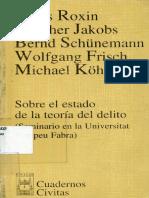 [livro] ROXIN, Claus - Sobre el estado de la teoria del delito.pdf