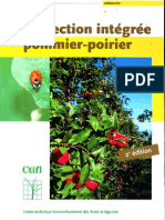 CTIFL PROTECTION INTEGREE POMMIER