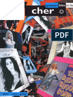 Cher - Greatest Hits So Far (Songbook)