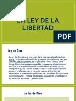 Ley de La Libertad