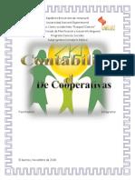 Contabilidades Especiales Cooperativas