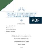 CÁLCULO Y SELECCIÓN DE UN VENTILADOR CENTRÍFUGO.docx