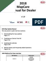 2018 MapUpdate Manual Kia
