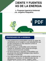 Clase Biomasa Propiedades