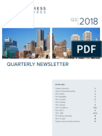 Progress Ventures Newsletter 3Q2018
