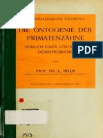 Louis Bolk dieontogeniederp00bolk
