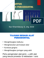 Alat Periodontal Lecture