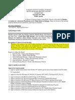 JCC Board Nov. 26 Agenda