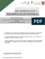 Sistemas Hidraúlicos y Neumáticos de Potencia