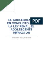 Adolescente Infractor. Informe Final. Ok