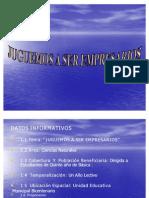 Proyecto .. presentacion