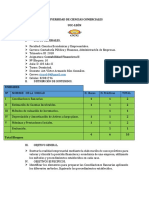 Syllabus Contabilidad Financiera II Domingo.