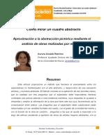creatividadysociedad_como mirar un cuadro abstracto.pdf