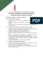 Ed. Media Científico Humanista Historia, Geografía y Ciencias Sociales