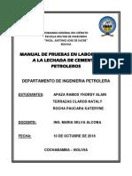 Manual de Cementacion