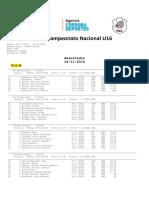 Campeonato Argentino de Atletismo U16