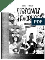 Personas Favoritas 1