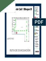 Evacuación Santiago de Cali 1 Bloque B 5-5