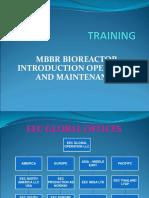 Training Manual Mbbr