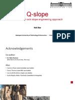 Presentation QslopeBUTE