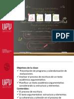 Ppt 1 Planificación y Redacción