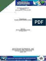 Actividad 12 Evidencia 3 Ejercicio Practico Costeo de La DFI