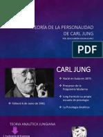 Teoría de La Personalidad de Carl Jung