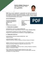 CV PEREZ