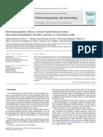 Electromyographic Indices, Orofacial Myofunctional Status