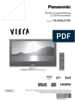 Panasonic lcd tv Viera