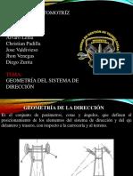 Geometría de La Dirección