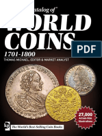 Krause. 2016 World Coins. 1701-1800 7th Edition