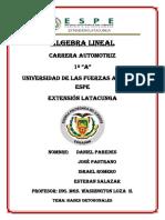 Bases Ortogonales Expo
