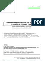 Listado Protecciones TOV_2010_6