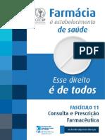 Fasciculo Xi Consulta e Prescricao Farmaceutica