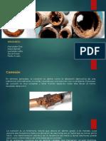 Diapositivas Corrosion