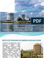 Central Nuclear Enel Peru